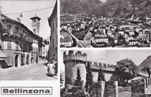 Switzerland Belinzona Multi View Photo