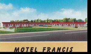 South Dakota Beresford Motel Francis