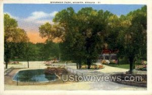 Riverside Park - Wichita, Kansas KS