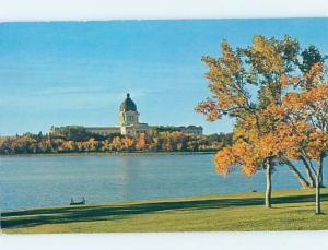 Pre-1980 BUILDING SCENE Regina Saskatchewan SK H6114