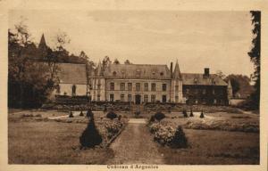 CPA Chateau d'Argoules (121151)