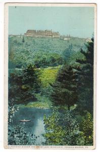 Pocono Manor Inn, Lake Minausin, PA