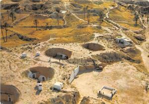B91230 matmata general view tunisia