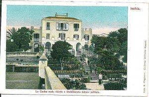 CARTOLINA d'Epoca - NAPOLI : ISCHIA
