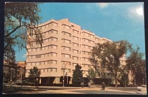 Postcard Used Hotel DuPont Plaza Washington DC LB