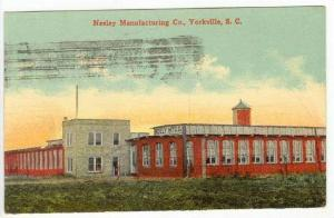 Neeley Manufacturing Company, Yorkville, South Carolina, PU-1913