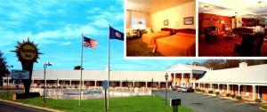 VA - Falls Church. Quality Inn-Governor (3.5 X 8.25).