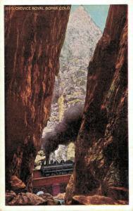 USA Colorado Crevice Royal Gorge 02.04