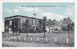 WALNUT RIDGE , Arkansas , 1910s-20s; Walnut Ridge High and Grammar Schools