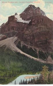 CANADA, 1900-1910's; Mount Stephen, Canadian Rockies
