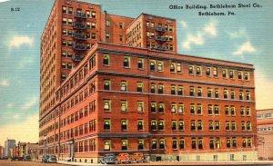 Pennsylvania Bethlehem Office Building Bethlehem Steel Company