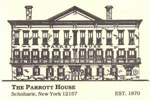 Parrott House - Schoharie, New York