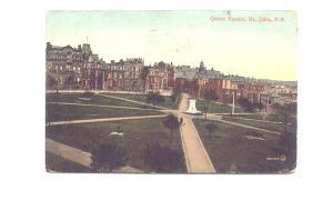 Queen Square,  St John, New Brunswick