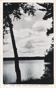 Echo Lake , Near BAYSVILLE , Muskoka , Ontario , Canada , 20-30s