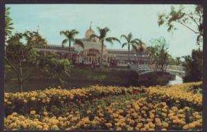 Crystal Palace Restaurant,Walt Disney World Postcard
