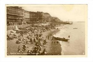 RP, Boats, Parade And Foreshore, Hastings (Sussex), England, UK, 1920-1940s