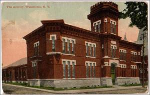 Armory, Watertown NY