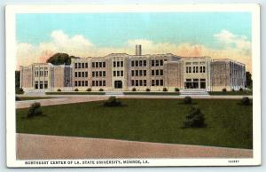 Postcard LA Monroe Northeast Center of Louisiana State University E01