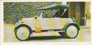 Craven Black Cat Vintage Cigarette Card Vintage Cars No 10 1922 Stoneleigh Gr...