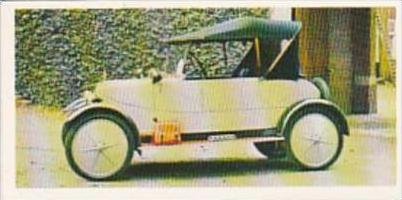 Craven Black Cat Vintage Cigarette Card Vintage Cars No 10 1922 Stoneleigh Gr...