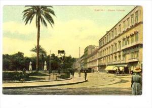 NAPOLI. Piazza Vittoria, Italy, 00-10s