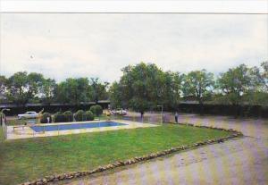 Illinois Crab Orchard Lake Motel Cafe & Swimming Pool