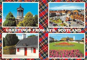 Scotland Greetings from Ayr