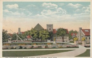 EAST AURORA, New York, 1900-10s;  The Roycroft Shops, Erie County