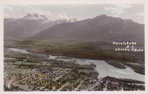 RP: REVELSTOKE , B.C. , Canada , 20-40s