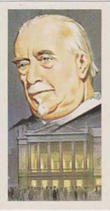 Brooke Bond Tea Vintage Trade Card Famous People 1967 No 32 Sir Thomas Beecham
