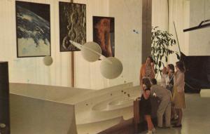 WASHINGTON D.C.,40-60s; Model Solar System; Explorer's Hall