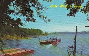 Arkansas Lake Norfork Panther Bay Landing Car Lake Norfork Ferry