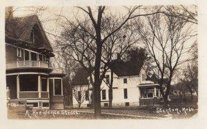 RP: STANTON , Nebraska , 1908 ; Residence Street