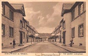 Im guien Leifpfad Neuwied Germany Unused