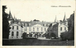 CPA Ermenonville- Le Chateau FRANCE (1020492)
