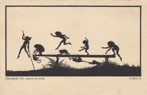 DIEFENBACH : Fantasy Silhouette , 00-10s ; Teilbild 12