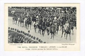 The Royal Progress through London, 1911