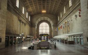 TORONTO , Ontario, Canada, 40-60s ; Union Station