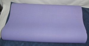 Vtg By YD Department Store Wrapping Paper Purple White Polka Dot All Occasion
