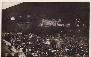 RP, Aerial, Flugzeugaufnahme Von Heidelberg (Baden-Württemberg), Germany, 19...