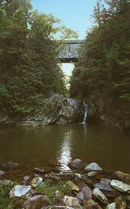 VT - Middlebury. Halpin Bridge