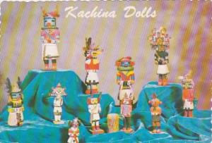 Kachina Indian Dolll Collection