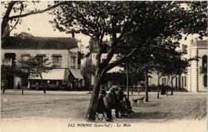 CPA PORNIC Le Mole (610709)