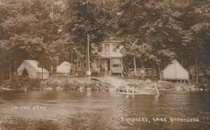 RP: LAKE HOPATCONG , New Jersey , 1909 ; Inthe Styx, Brashers