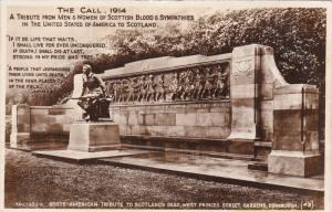RP: Scotts-American Tribute to Scotland's Dead, West Princess Street Gardens ...