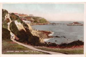 Ventnor from the West Isle of Wight General view