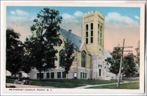 Methodist Church, Perry NY