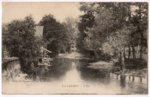 Les Laumes - L'Ore