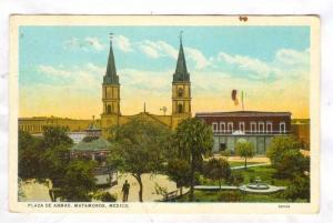 Plaza de Armas, Matamoros, Mexico, 00-10s