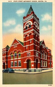Virginia Bristol State Street Methodist Church